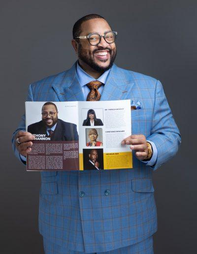 Anthony D. Shannon - Keynote Magazine 3