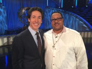 Joel Osteen and The Prophet